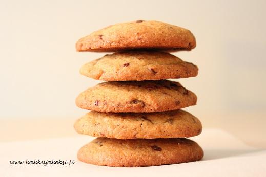 Suklaacookies
