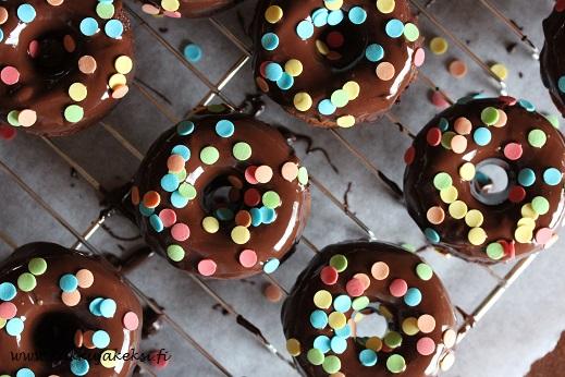 Suklaadonitsit