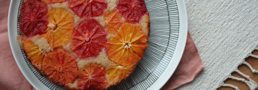 Veriappelsiinikeikauskakku